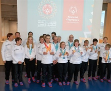 Galerie Empfang Special Olympics 2019 ansehen